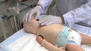 Réanimation néonatale en salle de travail