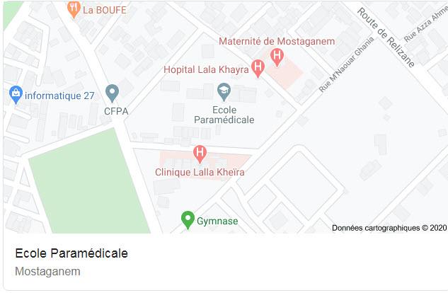 Ecole paramédicale