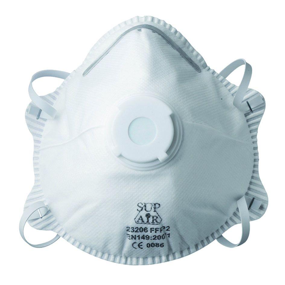 Indications de ports de masques chirurgicaux et des masques FFP2