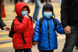Caractéristiques de 2143 enfants atteints de Covid-19 en Chine
