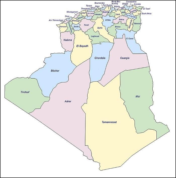 Mise en place d'un dispositif de contrôle sanitaire au niveau des points d'entrée des wilaya face à l'épidémie du coronavirus