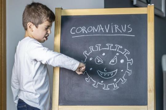 Covid 19 : les formes cliniques de l'enfant et les strategies de depistage. Document Infovac France